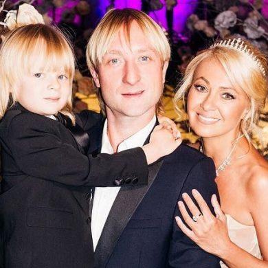 Плющенко и Рудковская ждут ребенка от суррогатной матери