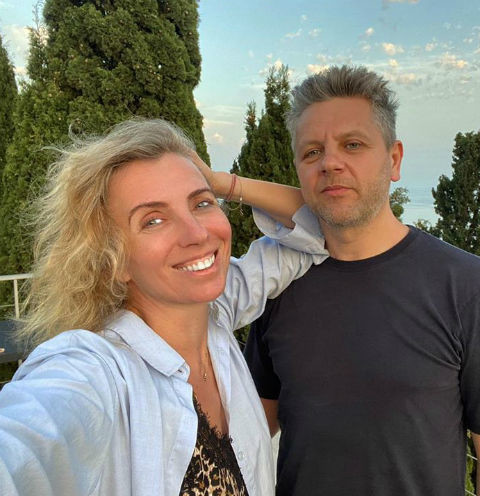 Светлана Бондарчук собирается замуж за Сергея Харченко