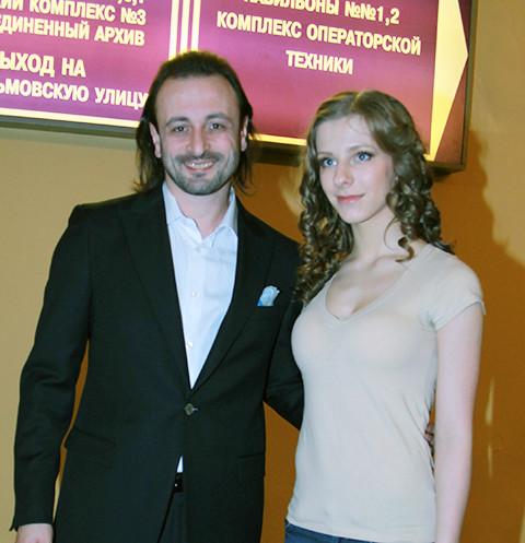 Лиза Арзамасова подтвердила - Она встречается с Ильей Авербухом