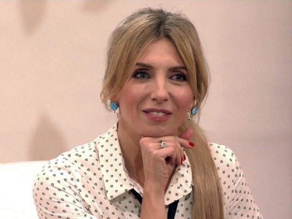 Светлана Бондарчук выходит замуж через две недели