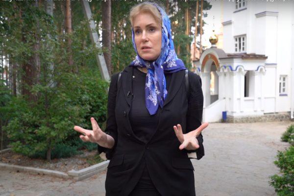 Мария Шукшина приехала к опальному схиигумену Сергию и записала обращение из монастыря о цифровом концлагере