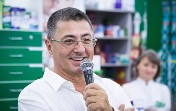 Доктор Мясников предлагает скушать конфету от бессонницы