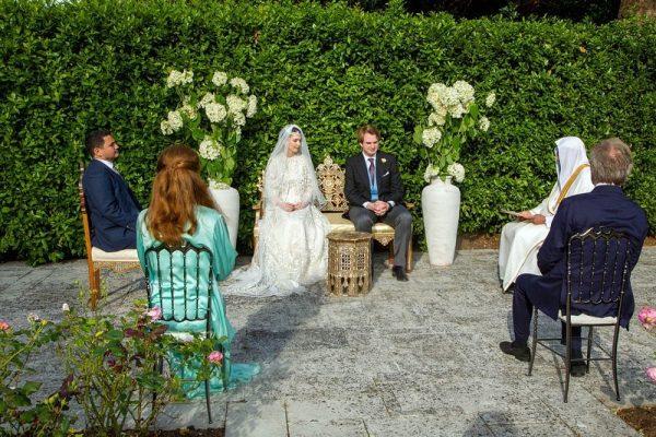 Сестра принцессы Хайи вышла замуж за британца