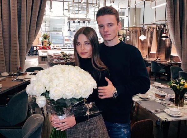 Арсений Шульгин и Лиана Волкова женятся