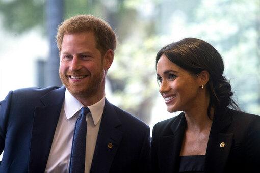 Принц Гарри бегает к подружке: что об этом думает Меган?
