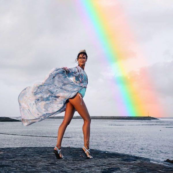 Ольга Бузова поддержала ЛГБТ-сообщество