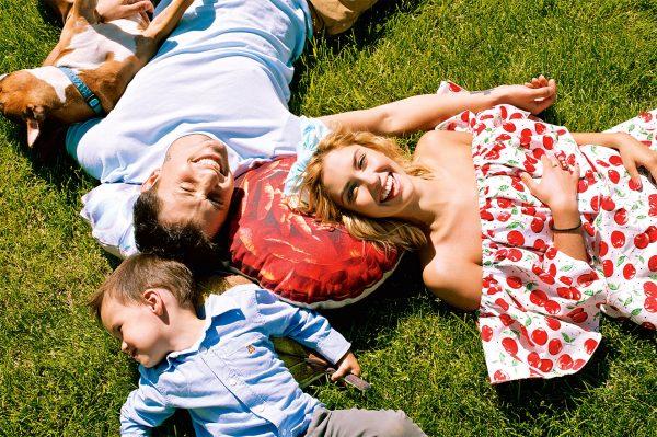 Прилучный, Муцеиеце, Тимоха - счастливая семья