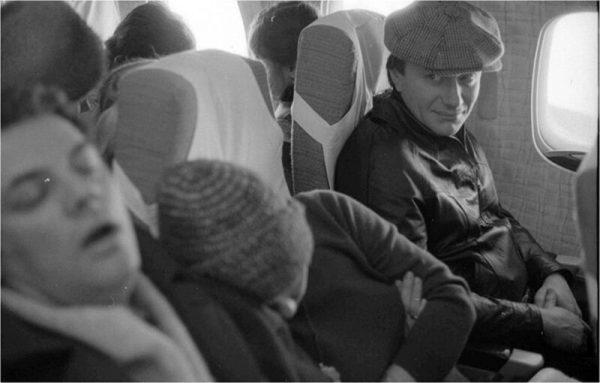 Летим на гастроли - Андрей Миронов, Лариса Голубкина и Александр Ширвиндт