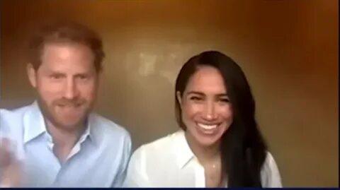 Профайлер прокомментировала отношения Меган Маркл и принца Гарри, посмотрев их новую видеоконференцию