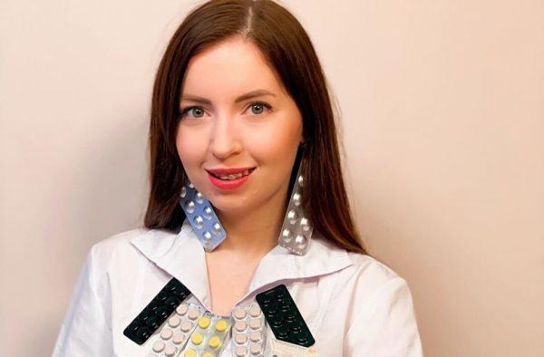 Блогер-аптекарь Екатерина Диденко