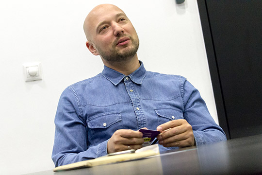 Владимир Маркони обхяснил ситуацию с Харламовым