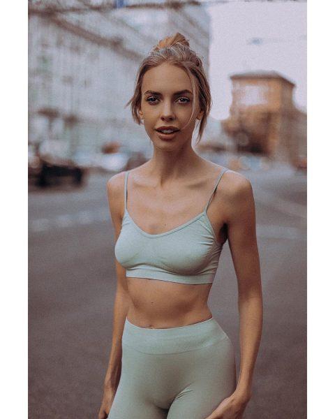 Надя Сысоева в рекламе