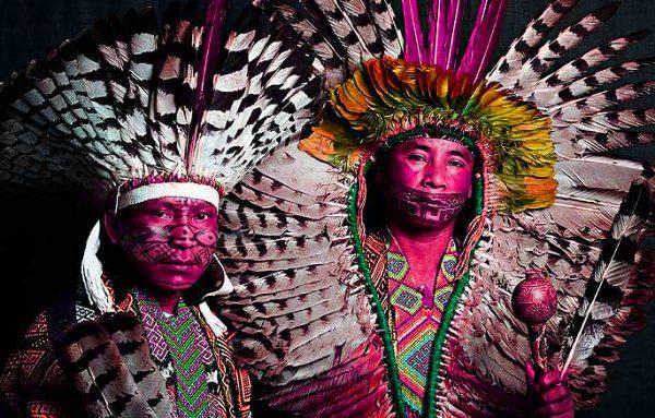 Согласно легенде, местный шаман вылечил соплеменников ядом Камбо