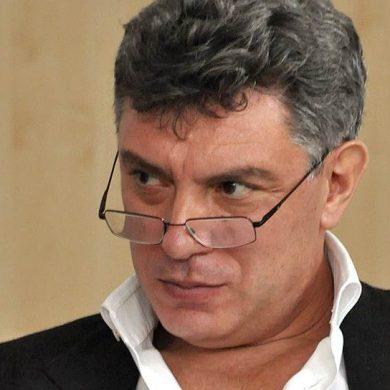 Борис Немцов на телевидении