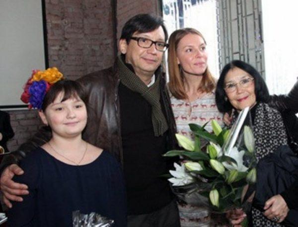 Идеалом Натальи Аринбасаровой была сестра Армена Джигарханяна - Красавица Гаяне