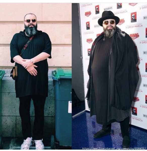Максим Фадеев поведал о диете - сам он скинул 100 килограмм