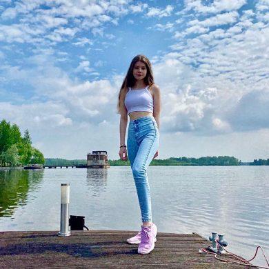 Марина Зудина опубликовала фото дочери