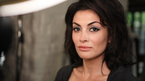 Виктория Полторак на интервью у Севы Галкина