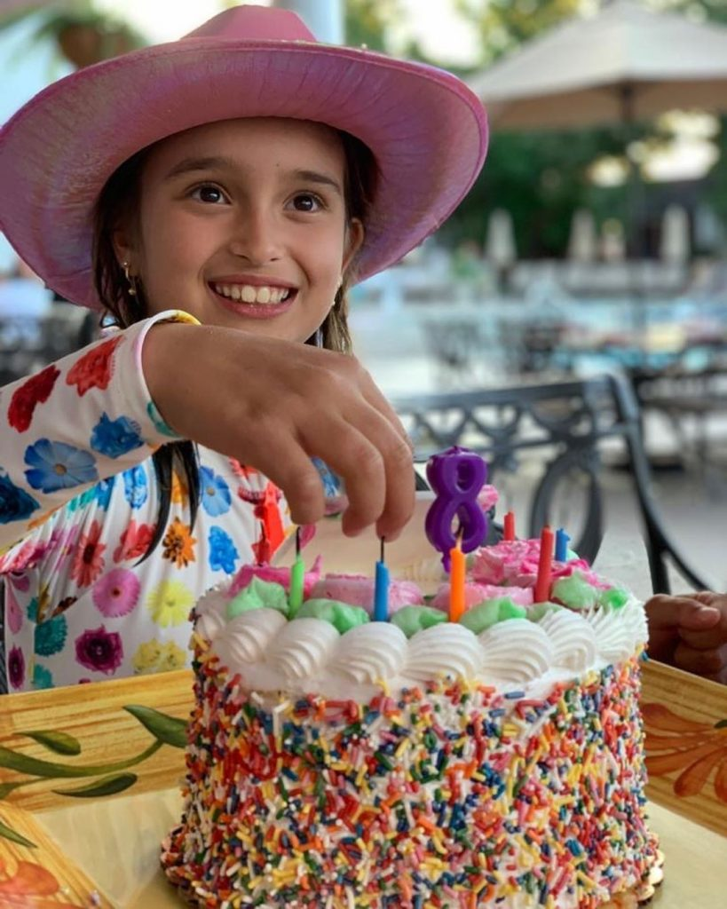 Внучка Трампа Арабелла отпраздновала день рождения - кем мечтает стать наследница империи