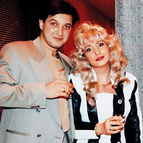 Ирина Аллегрова влюбилась в Игоря с первого взгляда