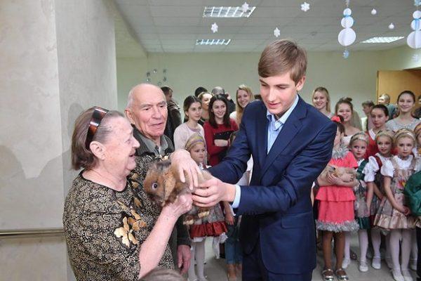 Открыта тайна мамы Николая Лукашенко