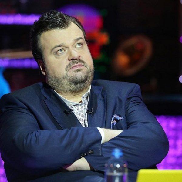 Спортивный комментатор Василий Уткин признался в своей сексуальной ориентации