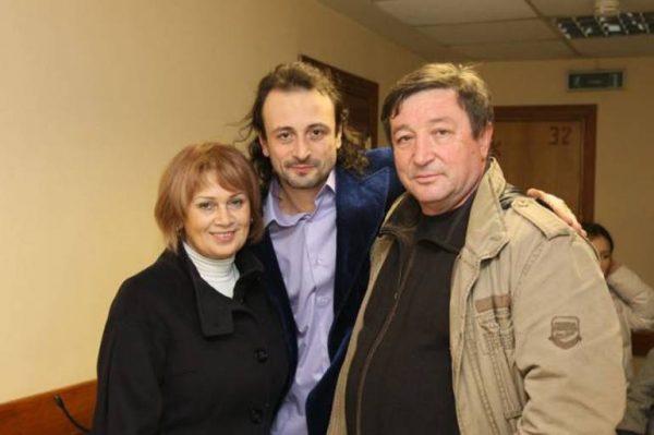Юлия Марковна и Изяслав Наумович