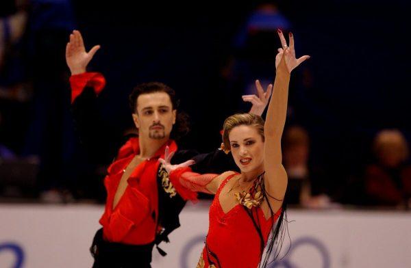 Ирина Лобачева и Илья Авербух были одной из ярчайших пар в фигурном катании