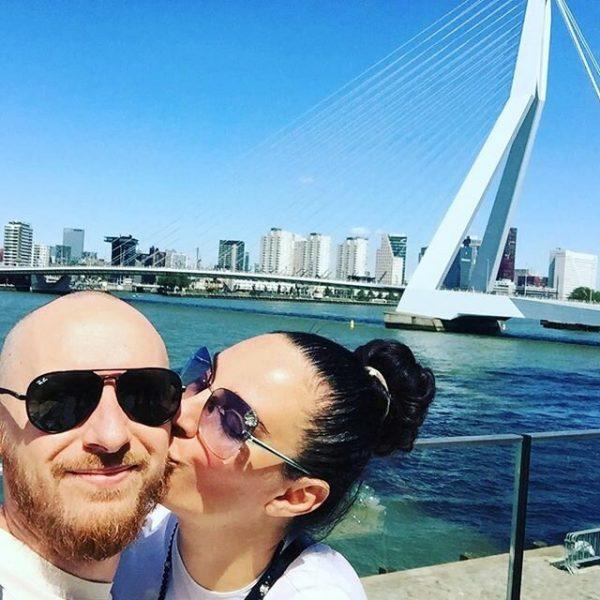 Ваенга редко постит снимки с мужем - Романом Садырбаевым