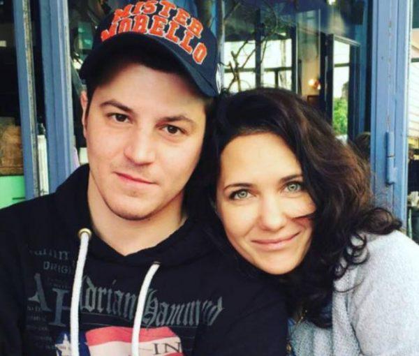 Гела Месхи и Екатерина Климова вместе