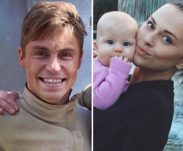 У 31-летнего Кадета Головина - есть внебрачная дочка!