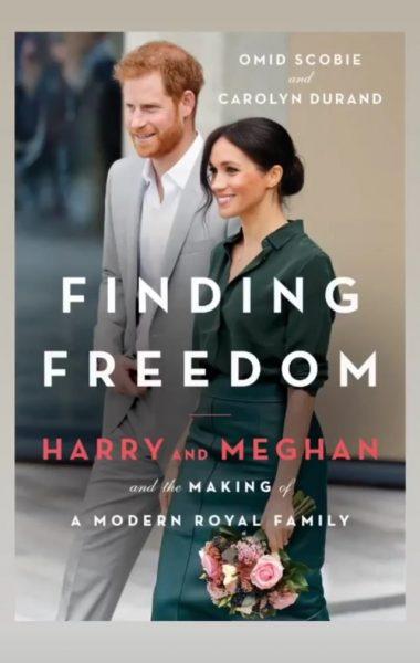 Скоро выйдет книга о принце Гарри и Меган Маркл