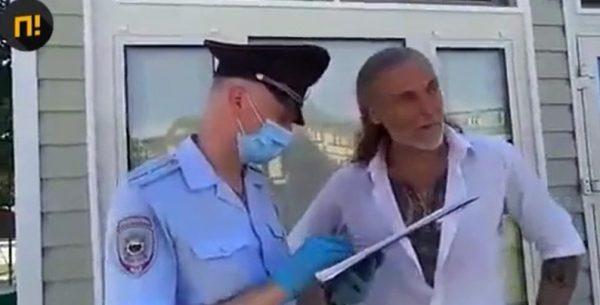 Никита Джигурда пошел по стопам Волочковой