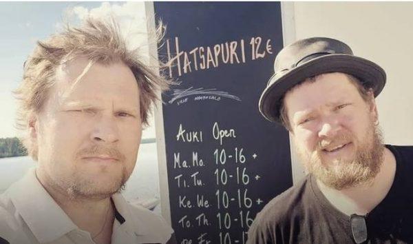Дожили: Вилле Хаапасало вынужден продавать хачапури во время карантина