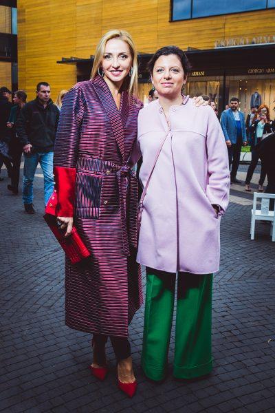 Какой сюрприз - Навка и Симоньян пришли в восторг, случайно встретившись в Сочи