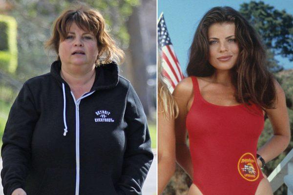 Ясмин Блит в Южной Калифорнии - до и после