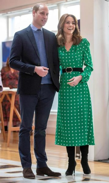 Кейт Мидлтон и принц Уильям