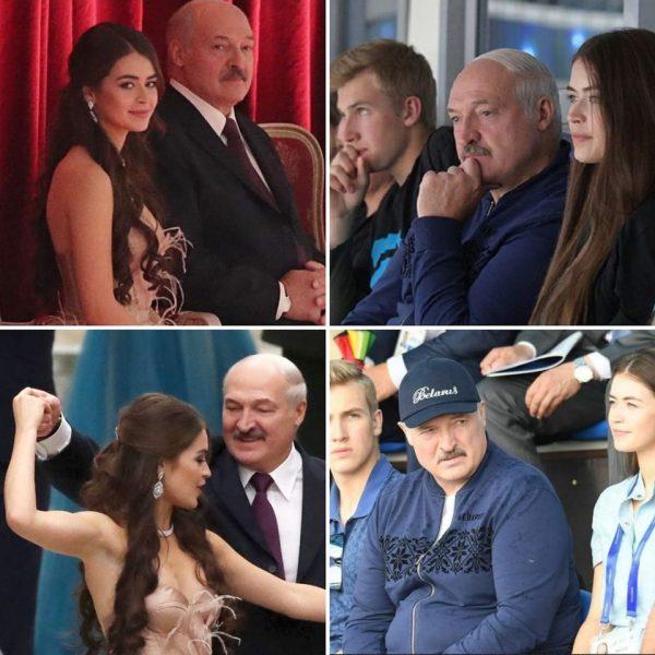 Мария Василевич, Александр Лукашенко