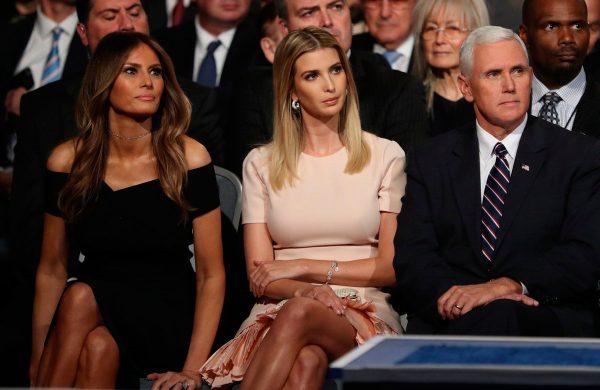 Иванку Трамп, по мнению, тетушки, чересчур залюбили