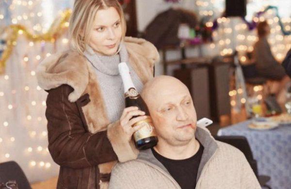 Гоша Куценко бросил пить