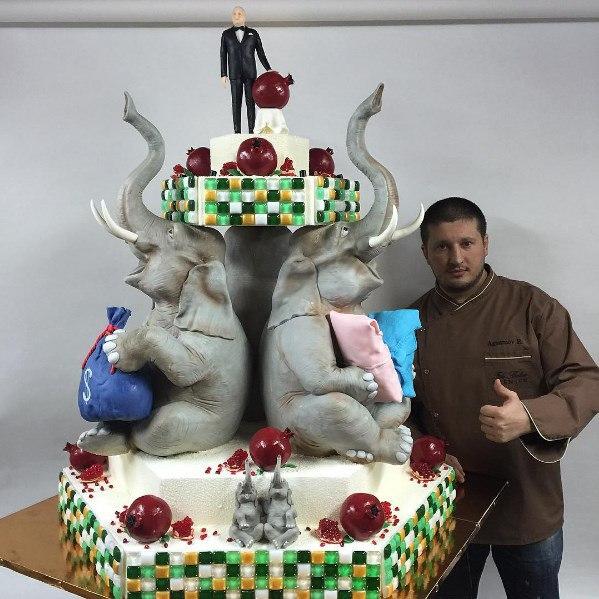 Тортик Агзамова