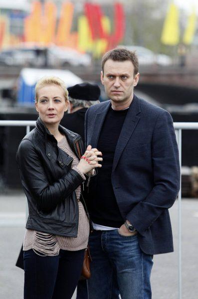 Алексей Навальный, Юлия Навальная