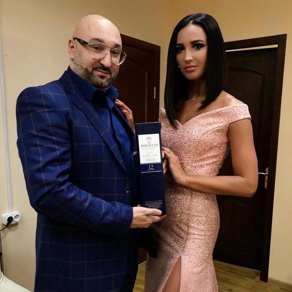 Ольга Бузова и Арам Арчер