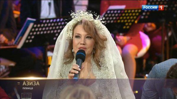 В феврале писали о том, что Азиза собирается замуж за бизнесмена Бродолина, а теперь - Давида Григоряна