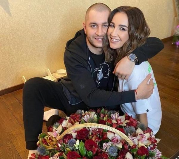 Ольга Бузова, Давид Манукян