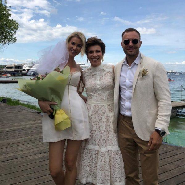 Свадьба Тимура Соловьева