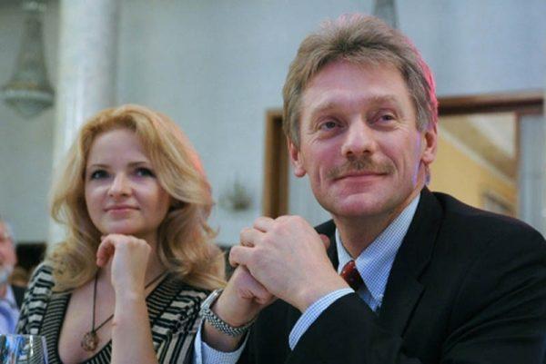 Дмитрий Песков, Екатерина Солоцинская,