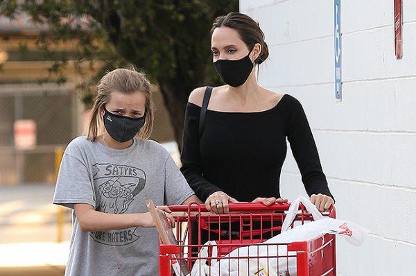 Анджелина Джоли, Вивьен
