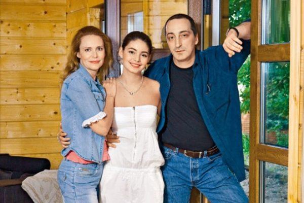 Мария Козакова, Алена Яковлева, Михаил Козаков,