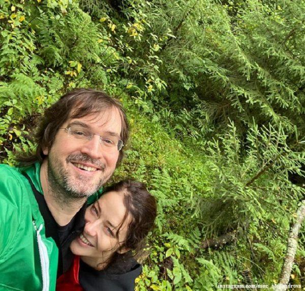 Марина Александрова и Андрей Болтенко без ума от Карелии